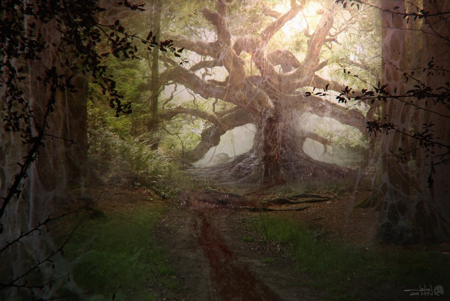 stranger-things-concept-art-forest-rift-pic